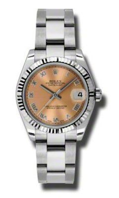 Rolex Datejust 31   Women's Watch 178274-PKRO