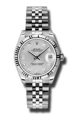 Rolex Datejust 31   Unisex Watch 178274-SIDJ