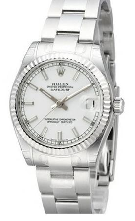 Rolex Datejust 31   Unisex Watch 178274-SISO