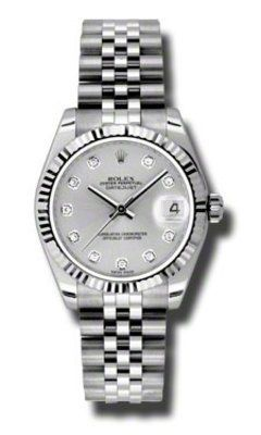 Rolex Datejust 31   Women's Watch 178274-SLDJ