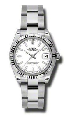 Rolex Datejust 31   Women's Watch 178274-WHIO