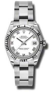 Rolex Datejust 31   Women's Watch 178274-WHRO