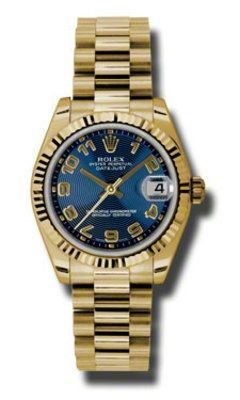 Rolex Datejust 31   Women's Watch 178278-BLCAP