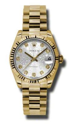 Rolex Datejust 31   Women's Watch 178278-SJD
