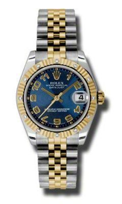 Rolex Datejust 31   Women's Watch 178313-BLCNAJ