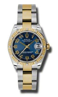Rolex Datejust 31   Women's Watch 178313-BLCNAO