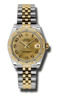 Rolex Datejust 31   Women's Watch 178313-CHAJ