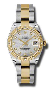 Rolex Datejust 31   Women's Watch 178313-MOPDO