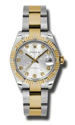 Rolex Datejust 31   Women's Watch 178313-SLJDO