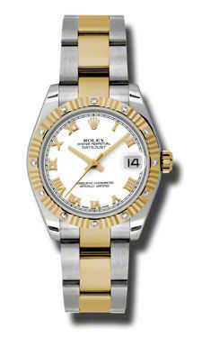 Rolex Datejust 31   Women's Watch 178313-WHRO