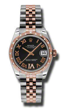 Rolex Datejust 31   Women's Watch 178341-BKRJ