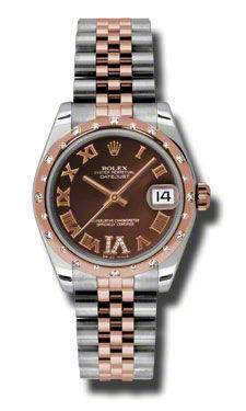 Rolex Datejust 31   Women's Watch 178341-BRRJ