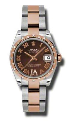 Rolex Datejust 31   Women's Watch 178341-CHRO