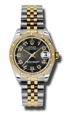 Rolex Datejust 31   Women's Watch 178343-BKCNAJ