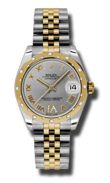Rolex Datejust 31   Women's Watch 178343-GRYRJ