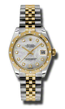 Rolex Datejust 31   Women's Watch 178343-MOPDJ