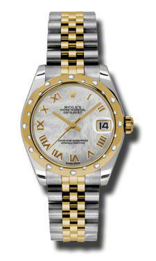 Rolex Datejust 31   Women's Watch 178343-MOPRJ