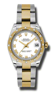 Rolex Datejust 31   Women's Watch 178343-WHRO