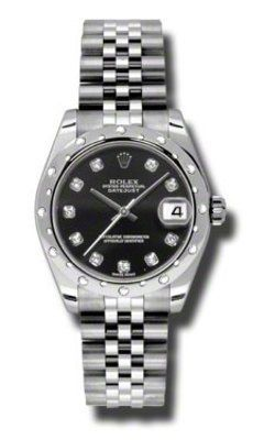 Rolex Datejust 31   Women's Watch 178344-BKD