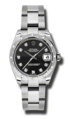 Rolex Datejust 31   Women's Watch 178344-BKDO