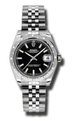 Rolex Datejust 31   Women's Watch 178344-BKI