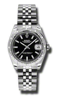 Rolex Datejust 31   Women's Watch 178344-BKSJ