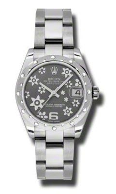 Rolex Datejust 31   Women's Watch 178344-FLMO