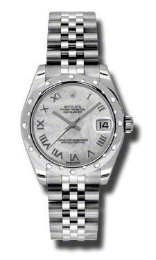 Rolex Datejust 31   Women's Watch 178344-MOPRJ