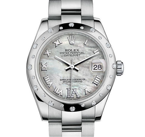 Rolex Datejust 31   Women's Watch 178344-MOPRO