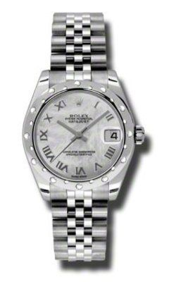 Rolex Datejust 31   Women's Watch 178344-MPR