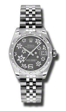 Rolex Datejust 31   Women's Watch 178344-RHFLAJ