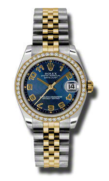 Rolex Datejust 31   Women's Watch 178383-BLCAJ