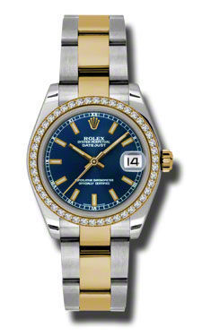 Rolex Datejust 31   Women's Watch 178383-BLSO