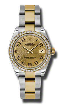 Rolex Datejust 31   Women's Watch 178383-CHCAO