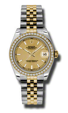 Rolex Datejust 31   Women's Watch 178383-CHSJ
