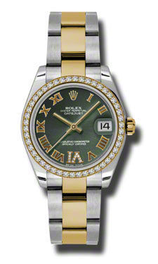 Rolex Datejust 31   Women's Watch 178383-GRERO