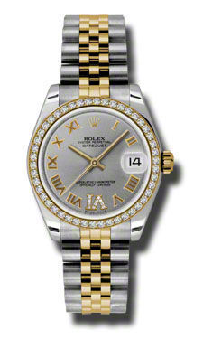 Rolex Datejust 31   Women's Watch 178383-GRYRJ