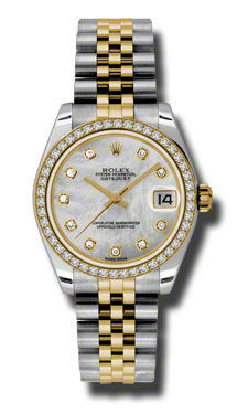 Rolex Datejust 31   Women's Watch 178383-MOPDJ
