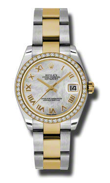 Rolex Datejust 31   Women's Watch 178383-MOPRO