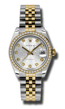 Rolex Datejust 31   Women's Watch 178383-SIJDJ