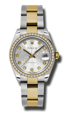 Rolex Datejust 31   Women's Watch 178383-SIJDO