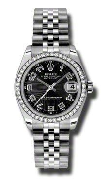 Rolex Datejust 31   Women's Watch 178384-BADJ