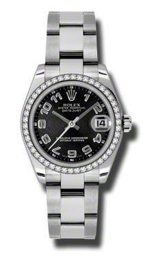 Rolex Datejust 31   Women's Watch 178384-BKCAO