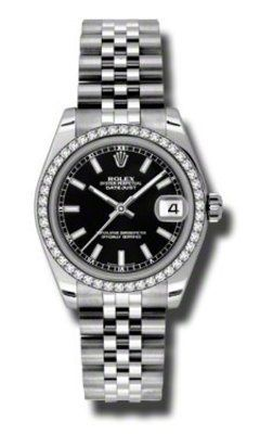 Rolex Datejust 31   Women's Watch 178384-BKIJ