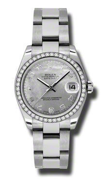 Rolex Datejust 31   Women's Watch 178384-MOPAO