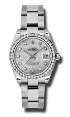 Rolex Datejust 31   Women's Watch 178384-MOPDO
