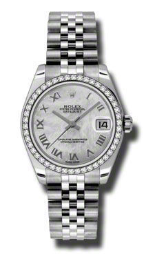 Rolex Datejust 31   Women's Watch 178384-MOPRJ