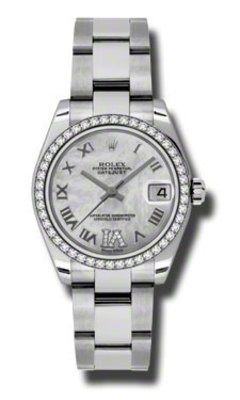 Rolex Datejust 31   Women's Watch 178384-MPRD6O
