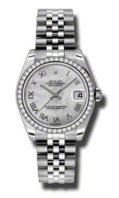 Rolex Datejust 31   Women's Watch 178384-MPRJ