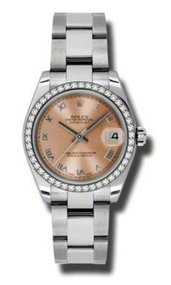 Rolex Datejust 31   Women's Watch 178384-PKRO